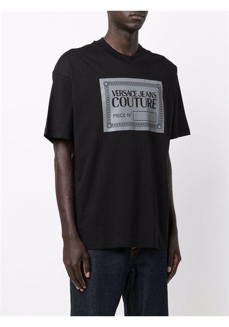 T-SHIRT GAZZETTE VERSACE JEANS COUTURE | T-shirt | 71GAHT15CJ00T899