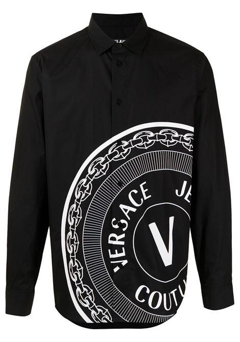 LOGO SHIRT VERSACE JEANS COUTURE | Shirt | 71GAL2R4CN002899