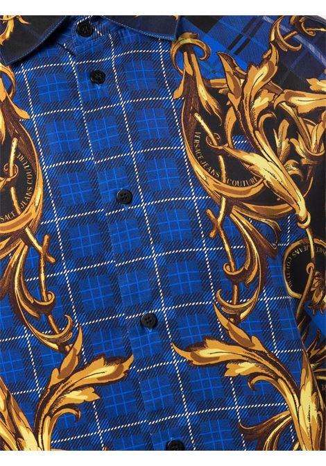 BAROCCO SHIRT VERSACE JEANS COUTURE | Shirt | 71GAL2R8NS031G42