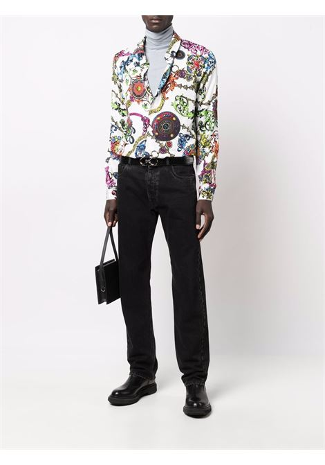CAMICIA STAMPA ALL OVER VERSACE JEANS COUTURE   Camicia   71GAL2S0NS007003