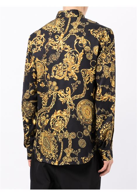 BAROCCO SHIRT VERSACE JEANS COUTURE | Shirt | 71GAL2S0NS007G89
