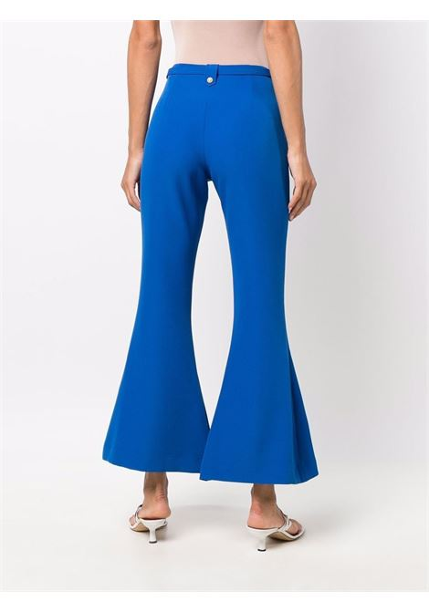 FLARE TROUSERS VERSACE JEANS COUTURE | Trousers | 71HAA111N0006243