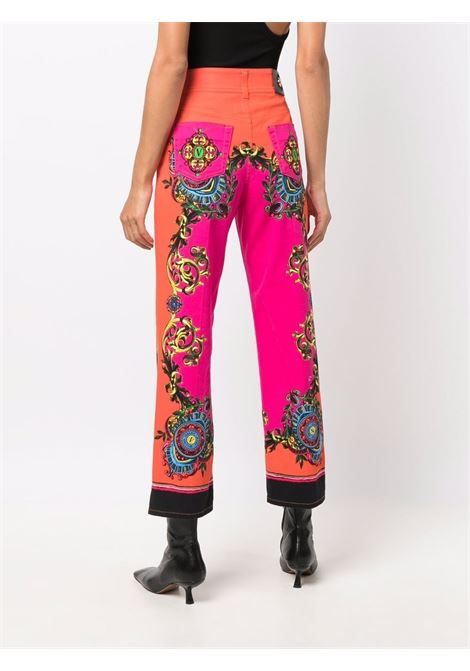 TROUSERS VERSACE JEANS COUTURE | Trousers | 71HAB5TLES009054455