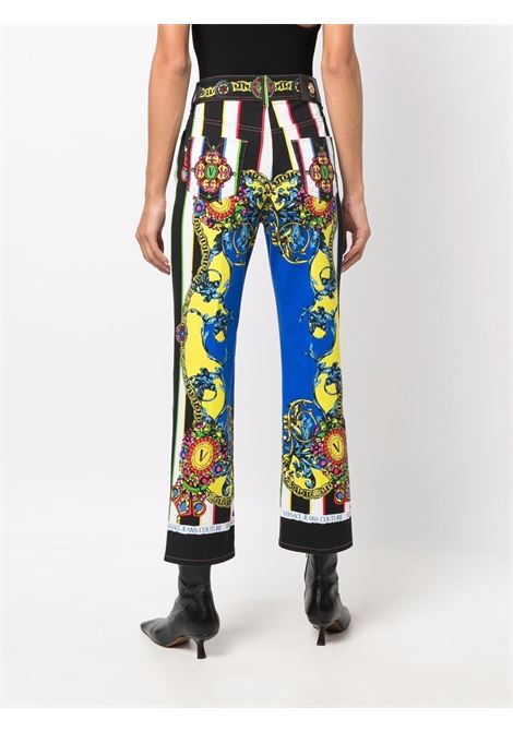 TROUSERS VERSACE JEANS COUTURE | Trousers | 71HAB5TLES010054MC2