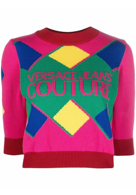 VERSACE JEANS COUTURE | Top | 71HAF802CM00MOB5