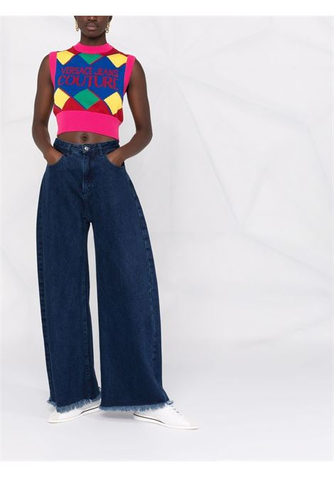 VERSACE JEANS COUTURE | Top | 71HAF829CM00MOB5