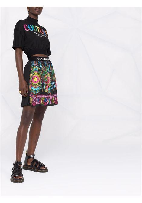T-SHIRT VERSACE JEANS COUTURE | T-shirt | 71HAHP05CJ00P899