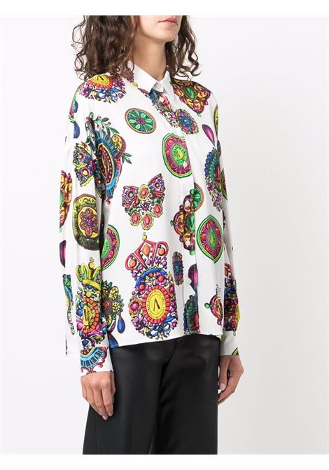 CAMICIA STAMPA VERSACE JEANS COUTURE | Camicia | 71HAL211NS000003