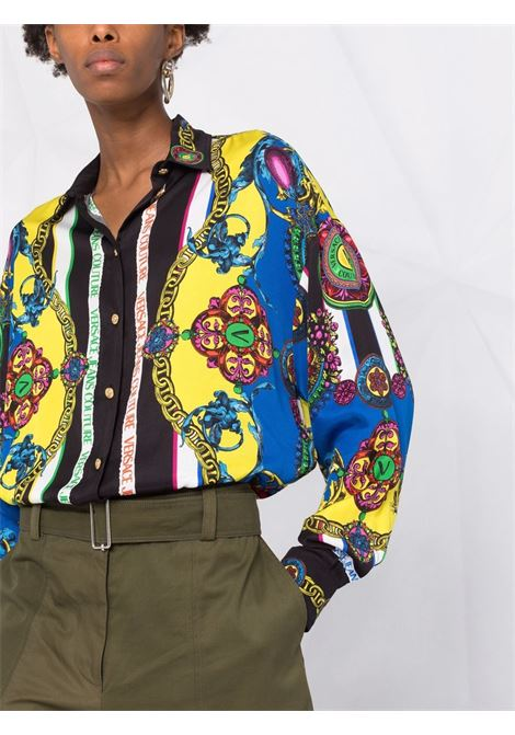 SHIRT VERSACE JEANS COUTURE | Shirt | 71HAL2P1NS033242