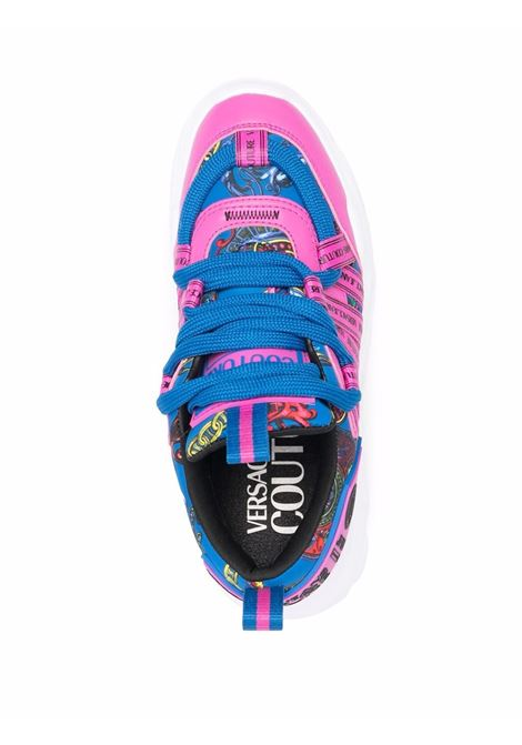 SNEAKERS VERSACE JEANS COUTURE | Shoes | 71VA3SC6ZS024OI1