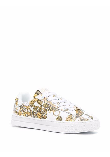 SNEAKERS VERSACE JEANS COUTURE | Shoes | 71VA3SKLZP017G03