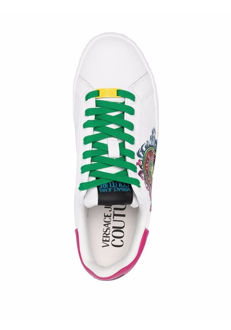 SNEAKERS VERSACE JEANS COUTURE | Shoes | 71YA3SKCZP013003