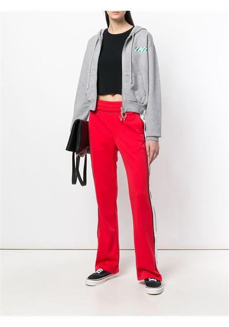 TRACK PANT OFF-WHITE | Pantalone | OWCA057R187710012000