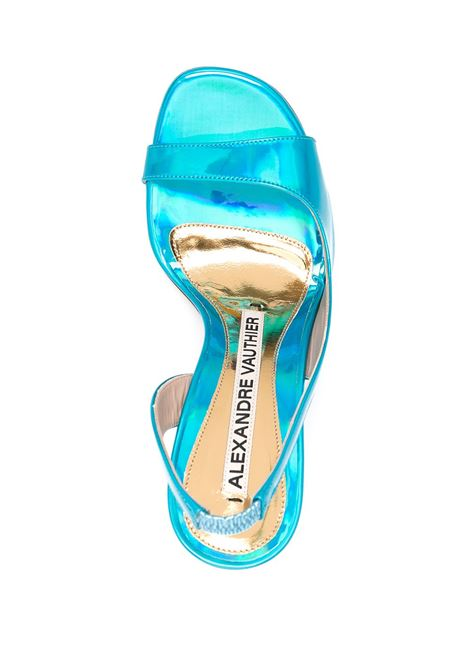 ALEXANDRE VAUTHIER | Sandalo | AMBERSANDALGRBLUE