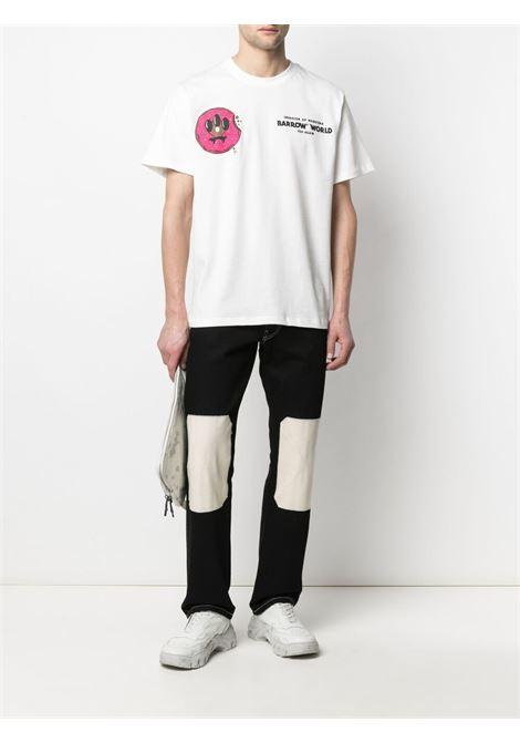 T-SHIRT STAMPA INVASION OF MONSTER BARROW | T-shirt | 029135002