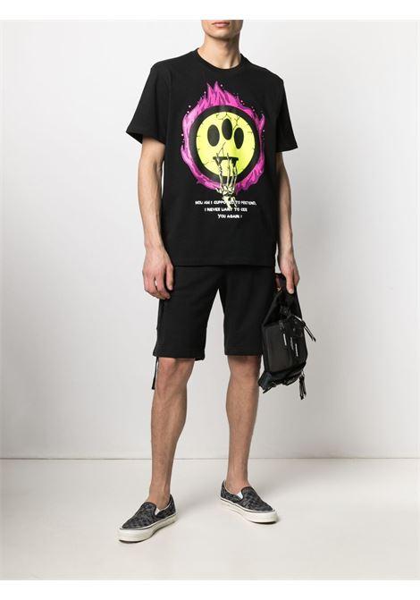 T-SHIRT STAMPA SMILEY FIRE BARROW | T-shirt | 029138110
