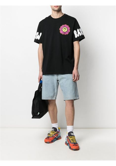 T-SHIRT STAMPA MANICHE BARROW | T-shirt | 029143110