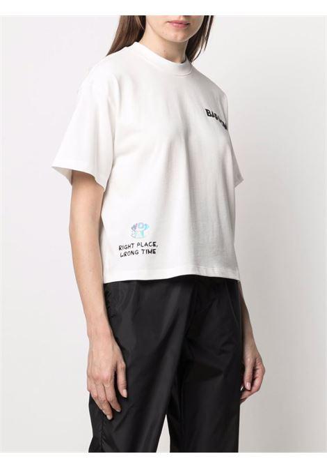 T-SHIRT CROP BARROW | T-shirt | 029451002