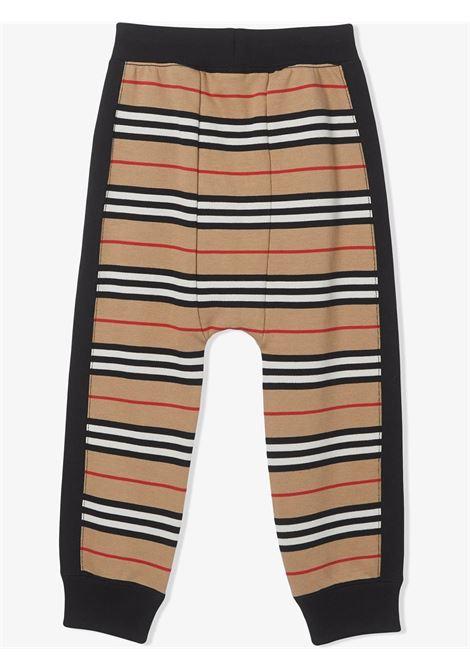 pantalone check BURBERRY KIDS | Pantalone | 8022671A7026##