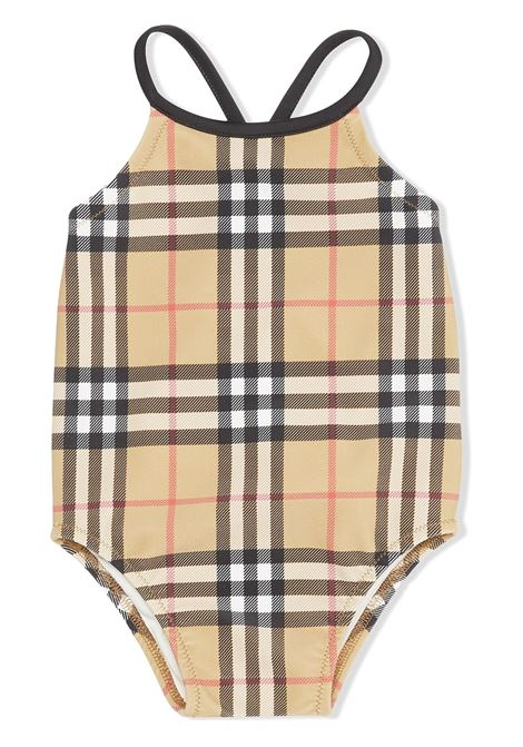 costume check BURBERRY KIDS | Costume | 8026375A7028