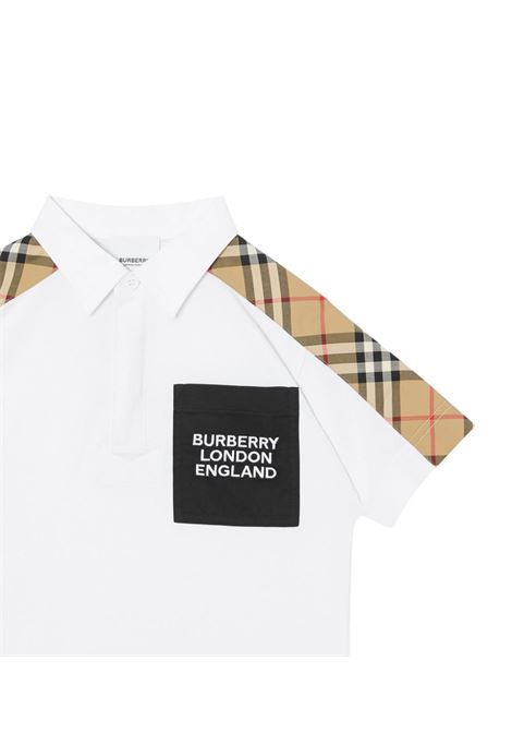 BURBERRY KIDS |  | 8036419A1464#