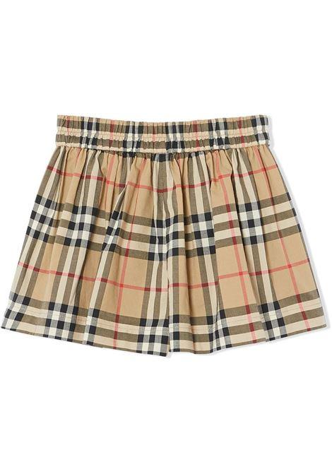 short check BURBERRY KIDS   Shorts   8036545A7028##