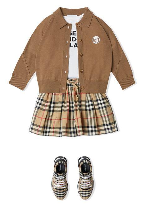 short check BURBERRY KIDS | Shorts | 8036545A7028#