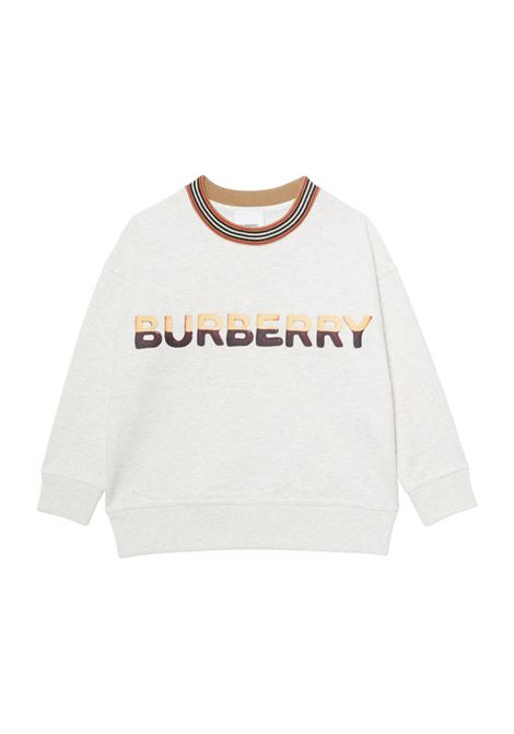 FELPA STAMPA BURBERRY KIDS | Felpa | 8036927A4807#
