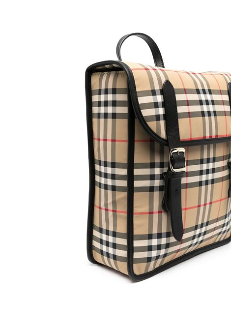 cartella check BURBERRY KIDS | Borsa | 8037127A7026