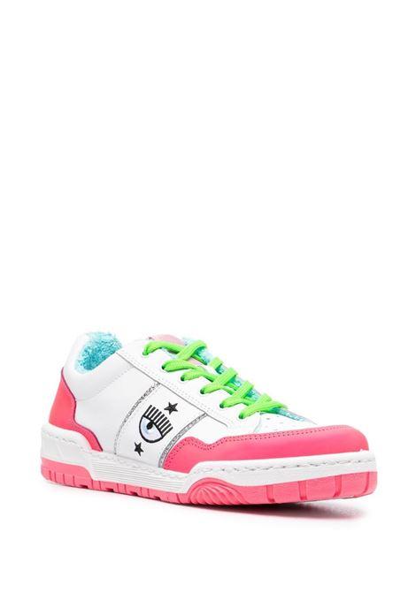 SNEAKERS COLOR-BLOCK CHIARA FERRAGNI | Sneaker | CF2800037AWHITE/PINK