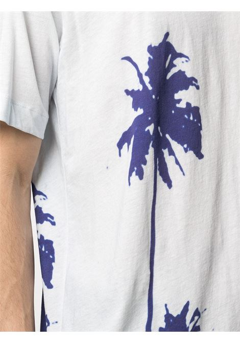 T-SHIRT HABBA DRIES VAN NOTEN | T-shirt | HABBAPR2608BLU