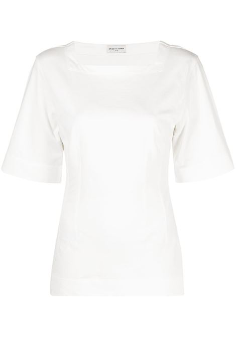 DRIES VAN NOTEN |  | HARO2603OWHI