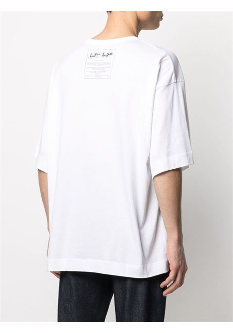 T-SHIRT STAMPA DRIES VAN NOTEN | T-shirt | HEKISPR2600WHI