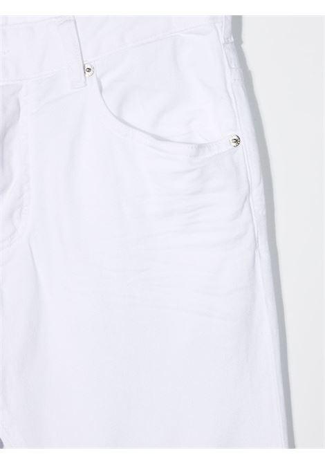 jeans bianco DSQUARED KIDS | Jeans | D2P118SLMDQ0227D00IWDQ100##