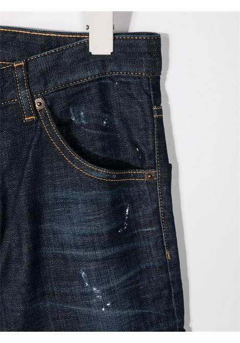 jeans scuro DSQUARED KIDS   Jeans   D2P31LVMDQ0236D005KDQ01##