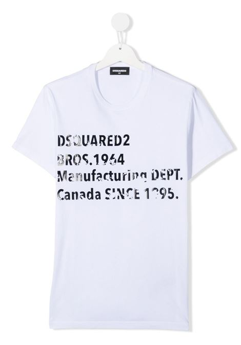 DSQUARED KIDS | T-shirt | D2T621MDQ0149D002FDQ100##