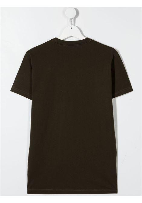 t-shirt fango DSQUARED KIDS | T-shirt | D2T621MDQ0149D002FDQ514##