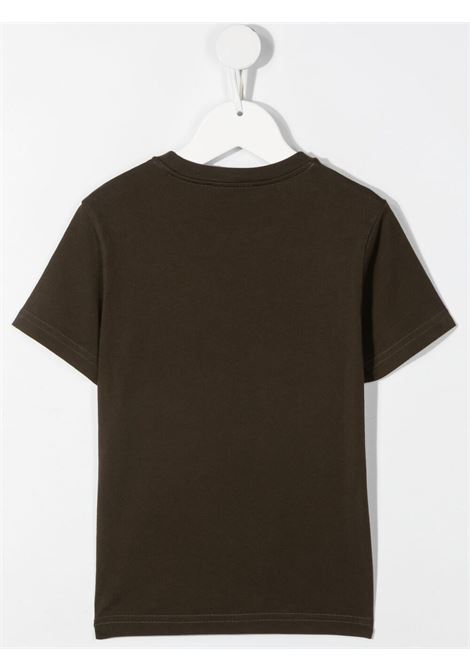 T-shirt fango DSQUARED KIDS | T-shirt | D2T621MDQ0149D002FDQ514#