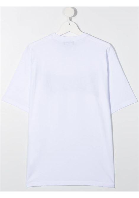 t-shirt bianca DSQUARED KIDS | T-shirt | D2T633MDQ0156D002FDQ100##