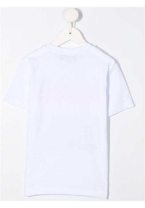 t-shirt bianca DSQUARED KIDS | Maglia | D2T649UDQ0189D004GDQ100#