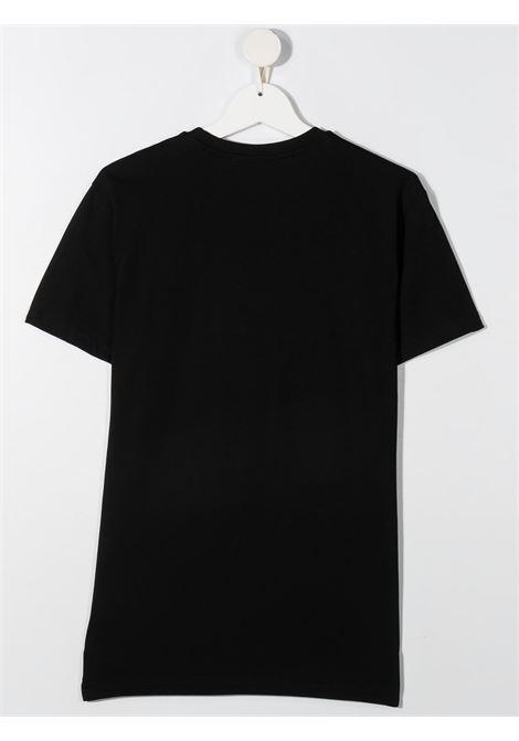 t-shirt nera DSQUARED KIDS | Maglia | D2T649UDQ0189D004GDQ900##