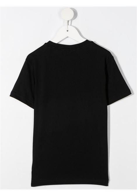 t-shirt nera DSQUARED KIDS | Maglia | D2T649UDQ0189D004GDQ900#