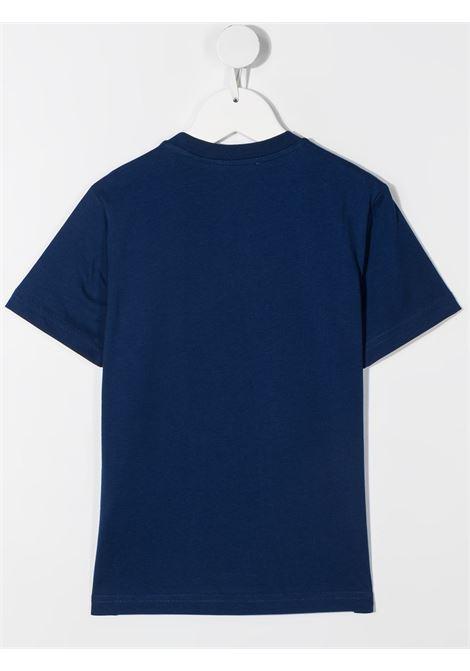 t-shirt blu DSQUARED KIDS | Maglia | D2T651UDQ0192D00MQDQ865#