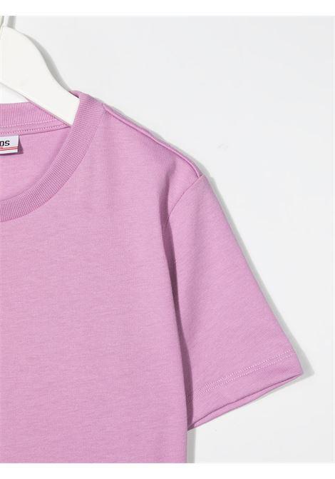t-shirt lilla GCDS KIDS | T-shirt | 027592071#
