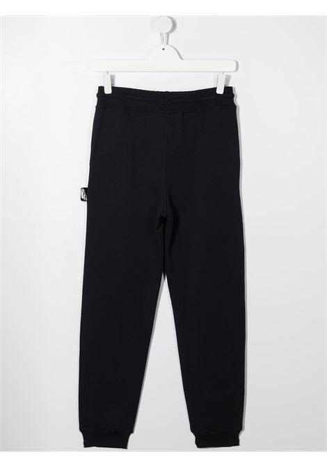 pantalone blu GCDS KIDS | Pantalone | 027593060##