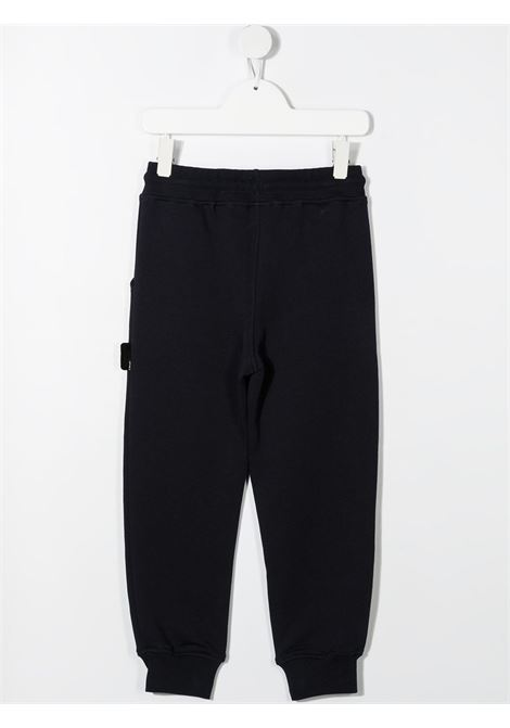 pantalone blu GCDS KIDS | Pantalone | 027593060#
