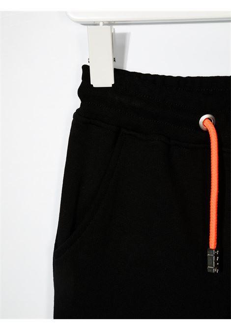 pantalone nero GCDS KIDS | Pantalone | 027601110#