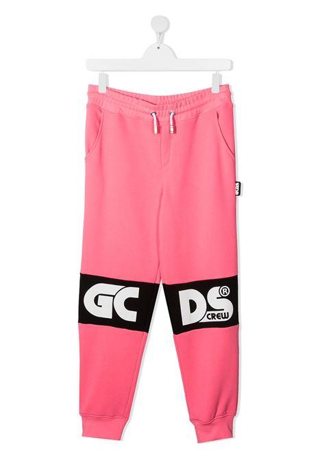 pantalone fucsia GCDS KIDS | Pantalone | 027609FL134##