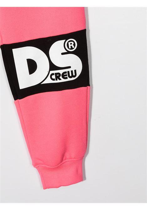 pantalone fucsia GCDS KIDS | Pantalone | 027609FL134#