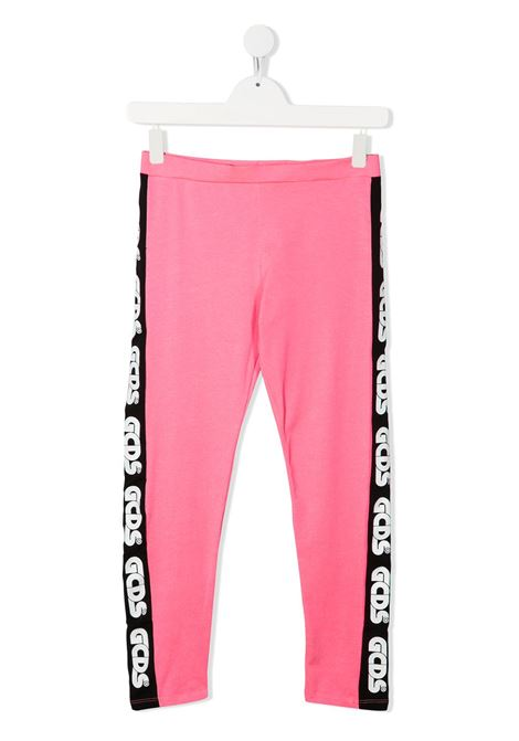leggings fuxia GCDS KIDS | Leggings | 027612FL134##